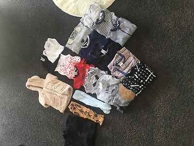 Baby Boy size 000 Mixed Clothes