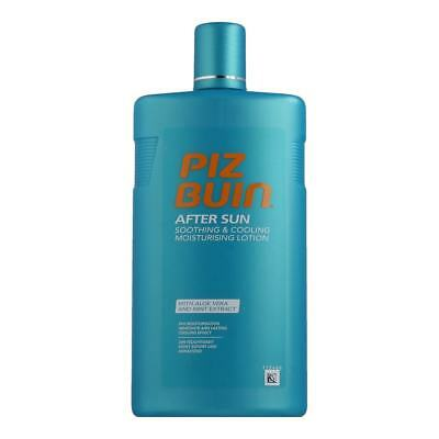 Piz Buin After Sun - Soothing & Cooling Moisturizing Lotion 400ml