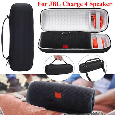 EVA Hard Case Cover Travel Carry Bag for JBL Charge 4 Portable Bluetooth Speaker