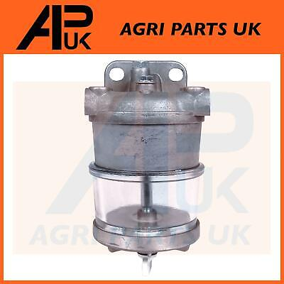 Massey Ferguson 290 390 398 399 4255 Tractor Fuel Filter Sediment Bowl Assembly