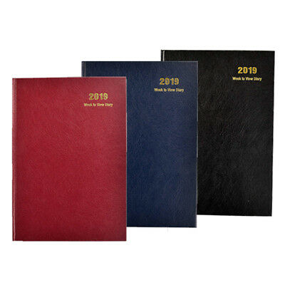 Arpan 2019 A4 / A5 Size Week to view Diary - Early Edition Free & Fast Delivery