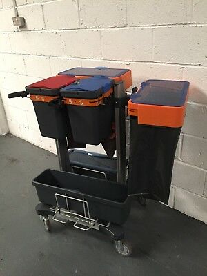TASKI Cleaning/Janitorial Trolley