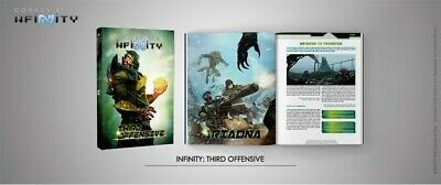 Infinity Third Offensive English Corvus Belli New