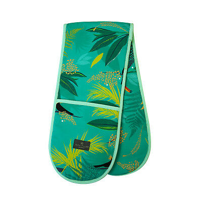 Sara Miller - Toucan Double Oven Glove in Presentation Gift Box