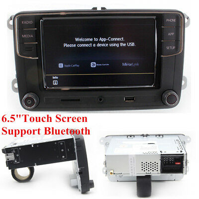 6.5'' MIB RCD330 Car MP3 Player 187B Stereo 6RD 035 187 B with Antenna Adapter