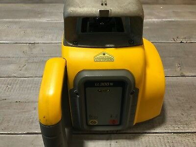 Used Trimble Spectra Precision Automatic Levelling Laser Level - LL300N
