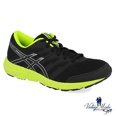 8f15cd248a Asics Shoes Gel-Zaraca 4 GS Scarpa Donna Sport Casual Calzature C570N 9093  BLACK