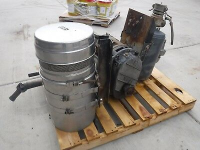 T855 Tuthill Transport Blower, Complete Assy