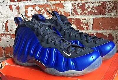 1fc353845c48c 2007 Nike Air Foamposite One Penny Hardaway Royal 314996 511 Men US Size 8  NEW