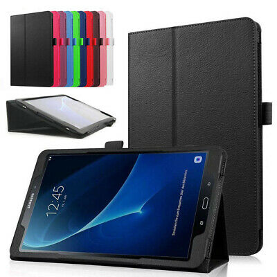 "For Samsung Galaxy Tab 3 7 / E Lite 7"" T110 T113 PU Leather Stand Case Cover WQ"