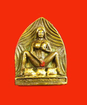 Thai Talisman Amulet For Love Attraction Magic Powerful Yoni Charm Sex Lucky