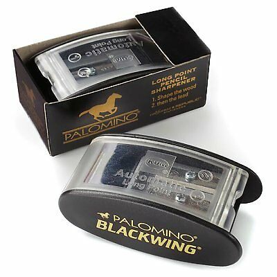 Blackwing - Two-Step Long Point Sharpener (made by KUM)