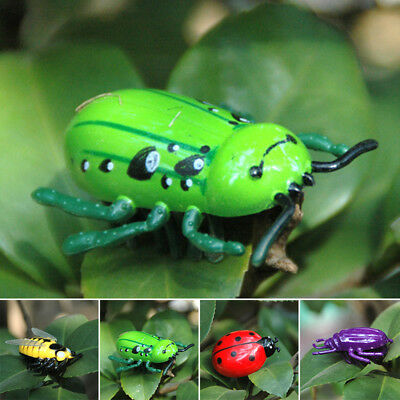 Cat Toys Teaser Pet Electric Cicada Auto Electric Walking Insect Mini