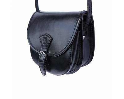 0cf83e04a9 NWT ITALIAN CROSSBODY BAG PURSE GENUINE LEATHER  FLORENCE LOGO - Made in  Italy