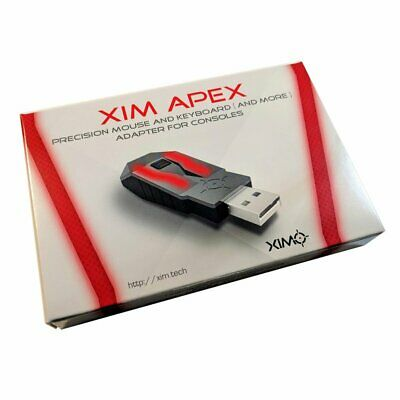 XIM APEX Mouse & Keyboard Adapter rconverter for Xbox 360 One PS3 PS4