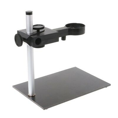 Universal Digital USB Holder Microscope Stand Support Bracket Adjust up and down