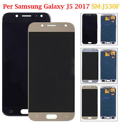 Display LCD + Touch Screen Schermo Digitizer Per Samsung Galaxy J5 2017 SM-J530F
