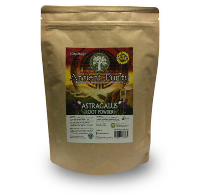 Astragalus Root Powder (Longevity) 250G
