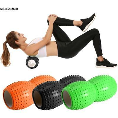 Yoga Foam Roller for Trigger Point Massage and Muscle Recovery 13inch long Gym