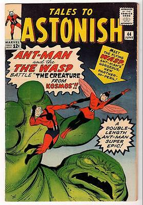 Marvel TALES TO ASTONISH 44  5.5  ANT-MAN  1ST WASP GIANT MAN AVENGERS FN-