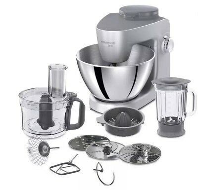 Kenwood KHH300 MultiOne 4.3 Litres 1000 Watts Stand Kitchen Food Mixer