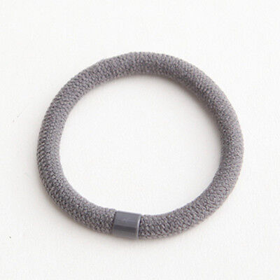 1 Pcs Kids Girl Lady Elastic Rubber Hair Bands Ponytail Holder Head Rope Ties 02