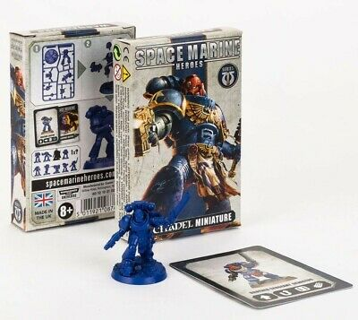 Warhammer 40,000: Space Marine Heroes Games Workshop Brand New GAWO87419
