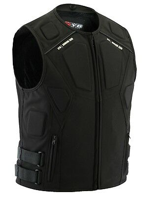 KYB® Body Armour Skin Armor Vest Chest Protector Motorcycle Sports Ski Motocross
