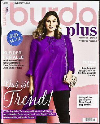 Burda Plus FS/2018