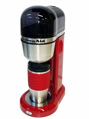Kitchenaid Personal Coffee Maker Empire Red One Touch Brewing Inkl