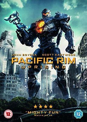 Pacific Rim Uprising [DVD] [2018] - Region 2 UK