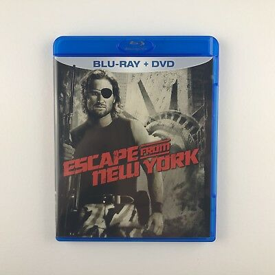 Escape From New York (Blu-ray, 2010) *US Import Region A*