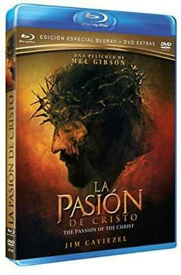 La Pasión de Cristo BD  DVD extras 2004 The Passion of the Christ [Blu-ray]