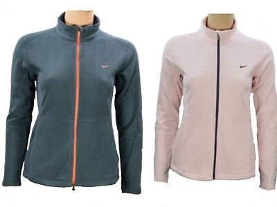 74c8632b6d74 NIKE THERMA-FIT DAMEN Fleece Jacke mit Stehkragen.