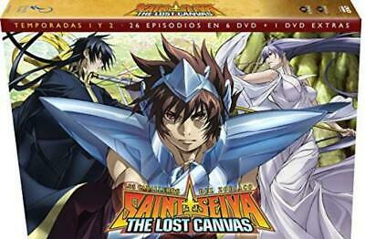Los Caballeros Del Zodiaco. Saint Seiya The Lost Canvas - Temporada 12 [DVD]