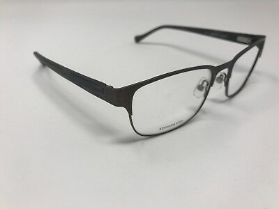 3360abf01e3 Authentic Lucky Brand Eyeglass Frame D301 53-18-140 Brown Spring Hinge JT51