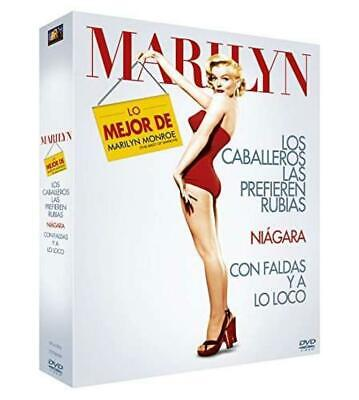 Packs Marilyn Monroe [DVD]