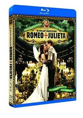 Romeo & Julieta [Blu-ray]