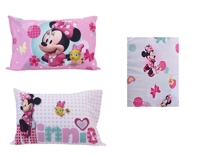 Disney Minnie Mouse 2 Piece Toddler Sheet Set