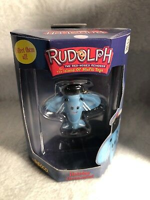 Misfit Airplane Ornament - Rudolph Island of Misfit Toys Enesco, 2000