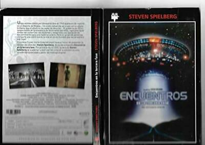 Encuentros en la tercera fase DVD LIBRO 1977 Close Encounters of the Third Kind