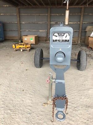Lincoln Sa-200  Pipeliner Gas Powered Stick Welder Continental F-163 Engine