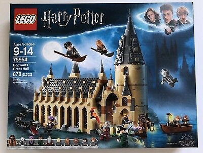 2018 Lego-Harry Potter Wizarding World Hogwarts Great Hall 75954  In Hand Now!!!
