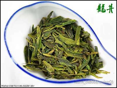 9OZ Dragon Well Green Tea Chinese LongJing Green Tea Lung Ching Tea 250G
