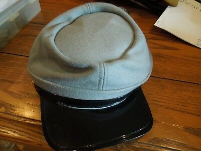 American Civil War Hat, Americana Souvenirs and Gifts, Confederate Grey