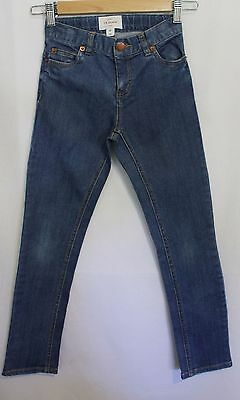 COUNTRY ROAD ~ Kid Unisex Medium Blue Skinny Jeans 7 ~ RRP $54.95 pair 2