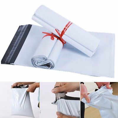 Poly Mailers Plastic Envelopes Shipping Bags Self-Sealing Plastic Mailing Bags