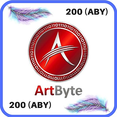 200 ArtByte (ABY) CRYPTO MINING-CONTRACT (200 ABY)