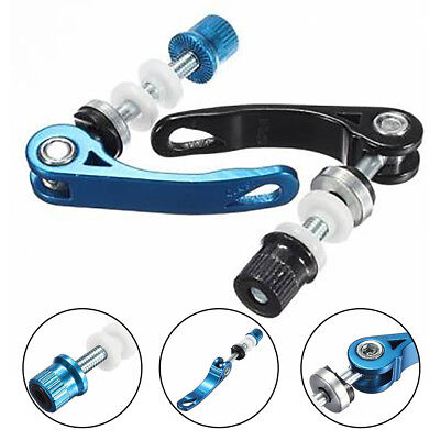 AU Useful Bike Bicycle Cycling Seat Post Quick Release Binder Clamp Skewer Bolt