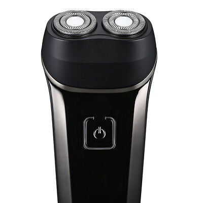 FLYCO FS873EU Mens Electric Shaver Rechargeable Razor 2 Heads 600mAh Trimmer